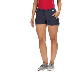 Regatta Highton Pantalones cortos Mujer, seal grey
